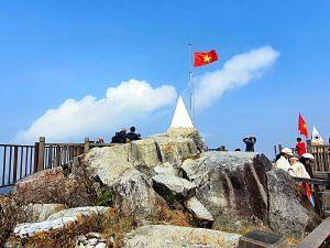 Hình ảnh đỉnh Fasipan