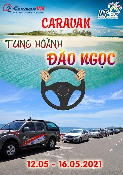 Hình ảnh Caravan Tung Hoành Đảo Ngọc